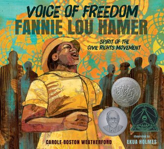 Book cover: Voice of Freedom