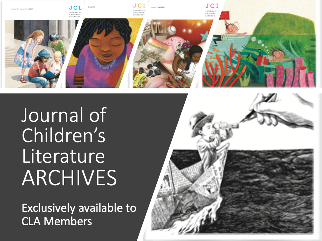 Current & Past Issues of Journal of Children's Literature