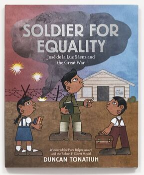 Soldier for Equality Cover