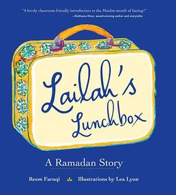 Lailah's Lunchbox Cover
