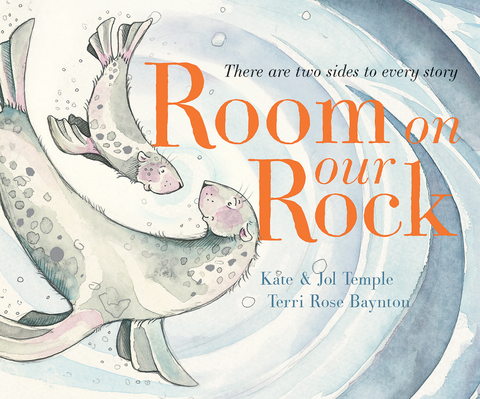 Book cover: Room on Our Rock