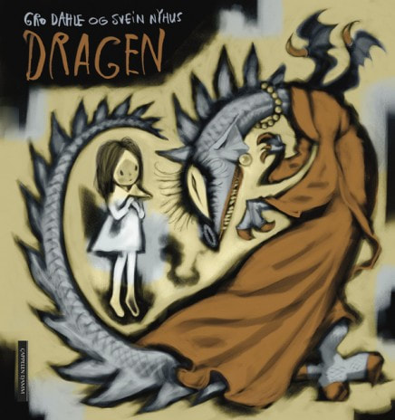 Book Cover: The Dragon